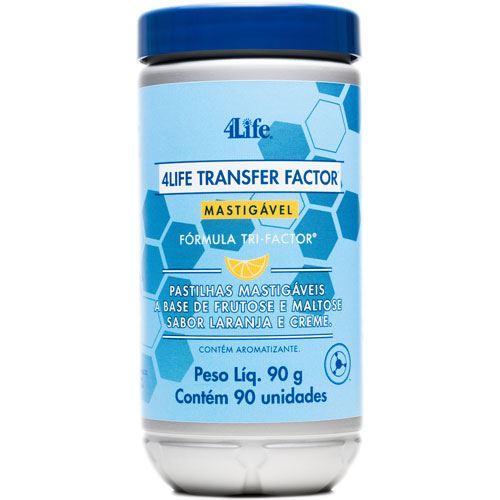 Mastigável 4Life Transfer Factor